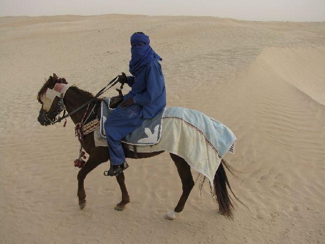Zdj�cia: okolice Douz, Berber, TUNEZJA