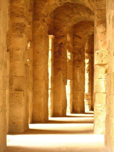 Zdjęcia: Al-Dżem, Amfiteatr, TUNEZJA