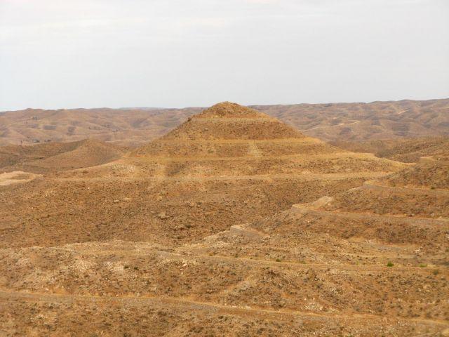 Zdjęcia: Gdzieś po drodze, Tunezja, TUNEZJA