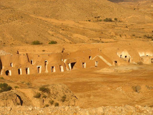 Zdjęcia: Matmata, Tunezja, TUNEZJA