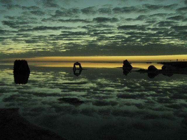 Zdjęcia: 6 rano, Szatt al-Dżarid, TUNEZJA