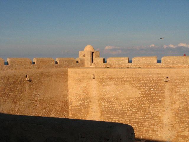 Zdjęcia: Turecka forteca Bordż el Kebir , Mahdia, TUNEZJA