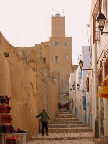 Zdjęcia: Medina-Sousse, Sousse, TUNEZJA
