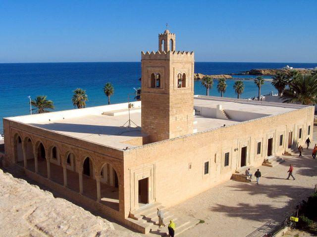 Zdj�cia: Wielki Meczet - Monastir, Monastir, TUNEZJA
