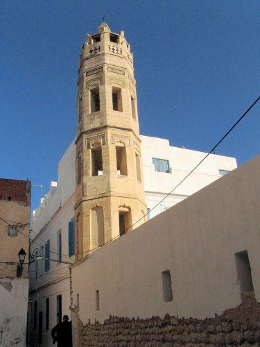 Zdj�cia: Sousse- Meczet w Medinie, Sousse, TUNEZJA