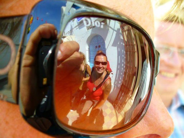 Zdj�cia: na ulicy, Kairuan, oko w oko, TUNEZJA