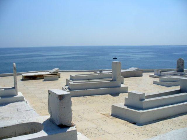 Zdjęcia: Mahdia, cmentarz, TUNEZJA