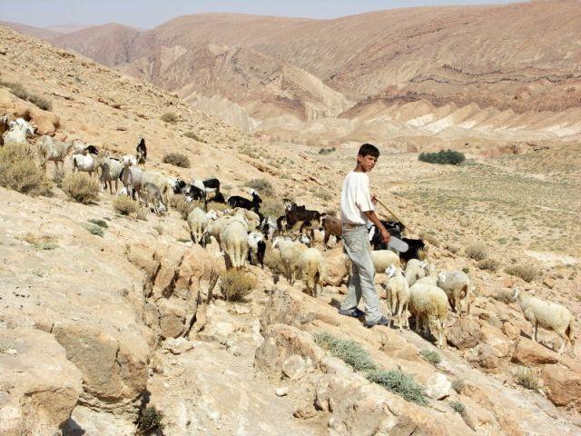 Zdjęcia: okolice Mides, Tunezja południowa, Droga do Mides, TUNEZJA