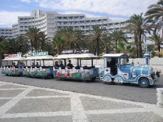 Zdj�cia: Sousse, TRANSOPRT MIEJSKI, TUNEZJA