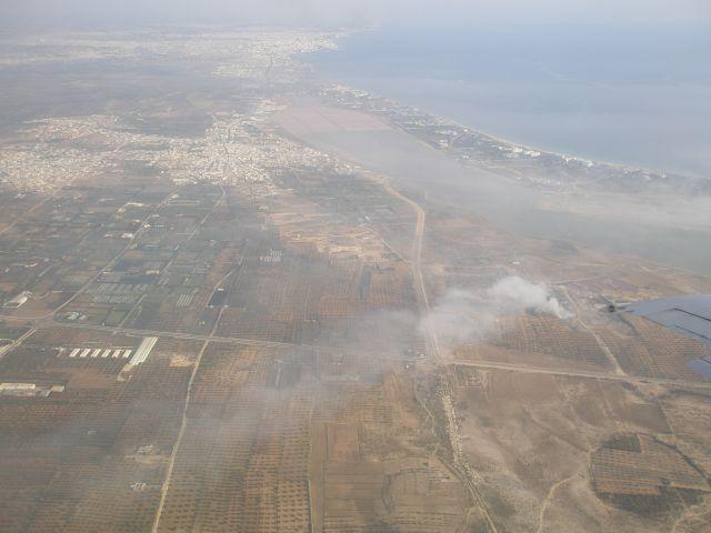 Zdjęcia: Sousse, Z LOTU PTAKA, TUNEZJA