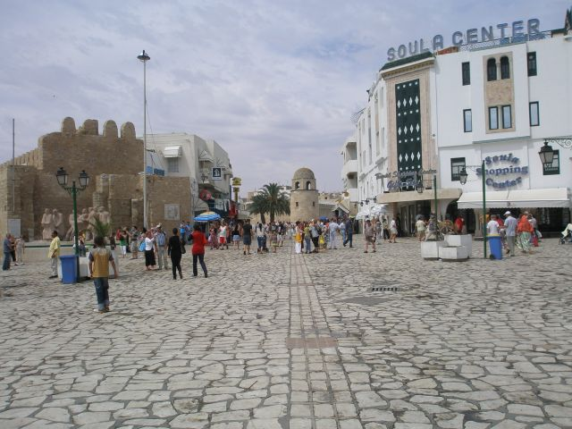 Zdjęcia: Medina, Sousse, Medina, TUNEZJA