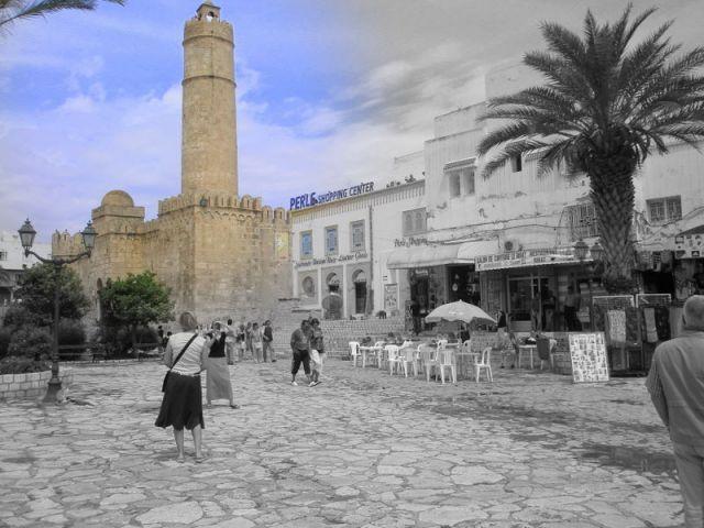 Zdjęcia: Medina, Sousse, Błękit, TUNEZJA