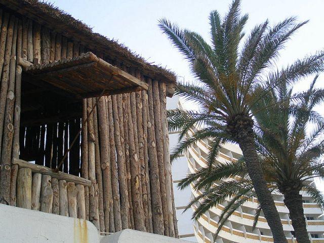 Zdjęcia: El Kantoui, Stróżówka? , TUNEZJA