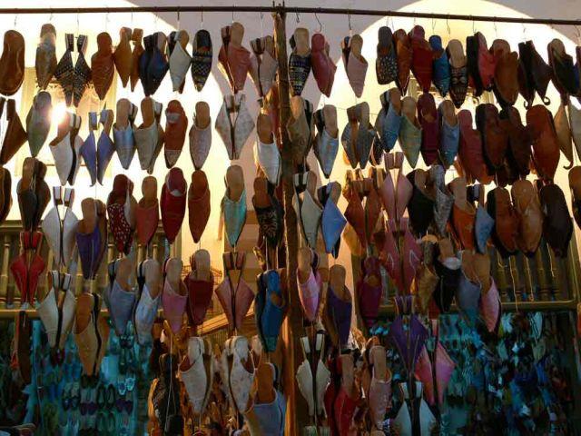 Zdjęcia: Hammamet, Kolejny sklep z butami.., TUNEZJA