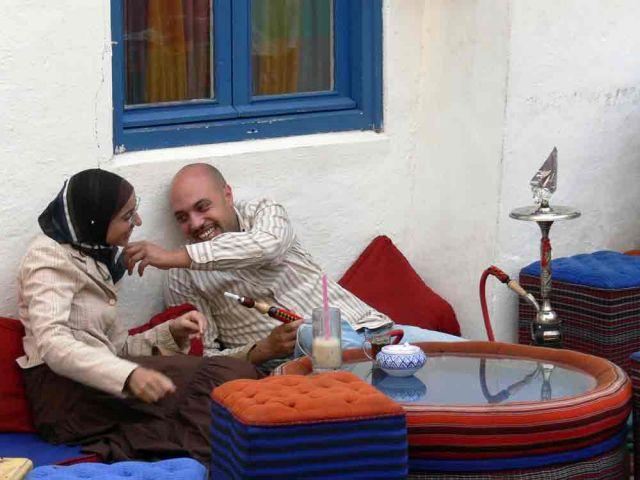 Zdj�cia: Hammamet, Zycie codzienne, TUNEZJA
