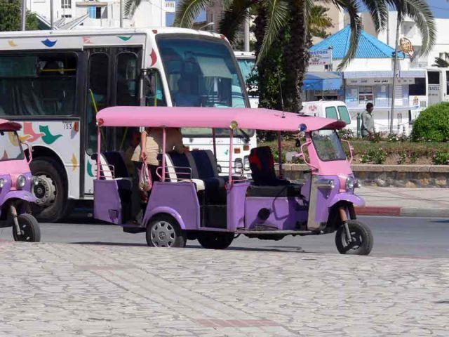 Zdj�cia: Susa, Moze taxi?, TUNEZJA