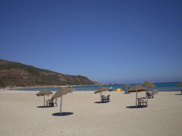 Zdjęcia: Plaża, Hammamet, Niebiańska plaża, TUNEZJA