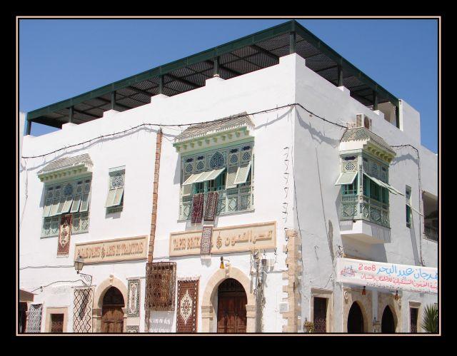 Zdjęcia: Mahdia Medina, Mahdia, Medina4, TUNEZJA