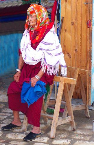 Zdjęcia: Trochę dizajnu Tunezji - KRZESŁO, TUNEZJA