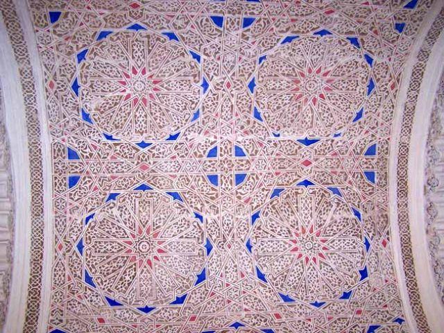 Zdjęcia: Trochę dizajnu Tunezji - SUFIT, TUNEZJA