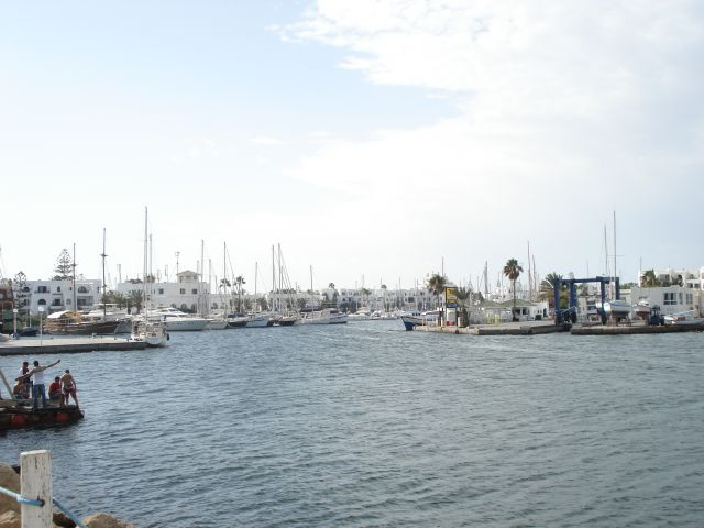 Zdjęcia: port, port el kantoiu, port, TUNEZJA