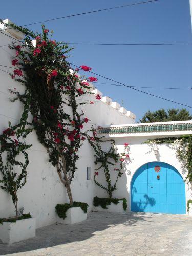 Zdj�cia: dom, TUNEZJA
