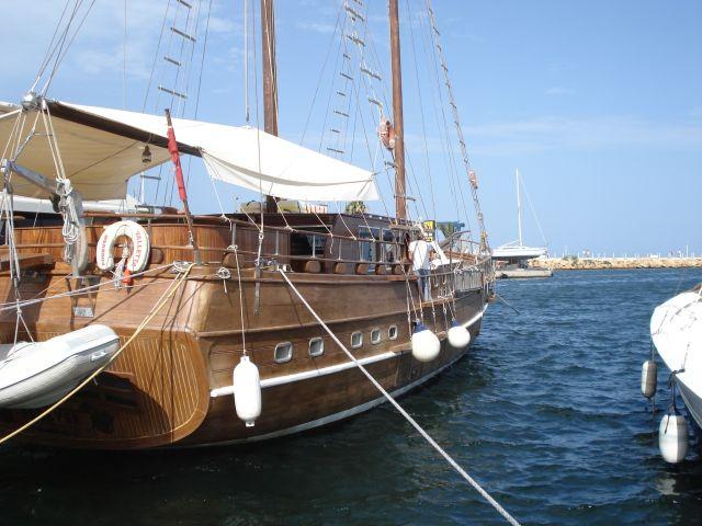 Zdjęcia: port, port el kantoui, ., TUNEZJA