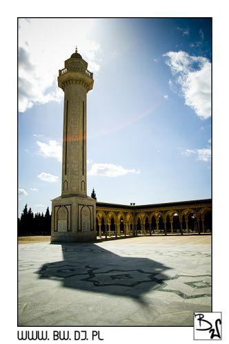 Zdjęcia: MONASTIR, MONASTIR, Meczet Burgiby 2, TUNEZJA