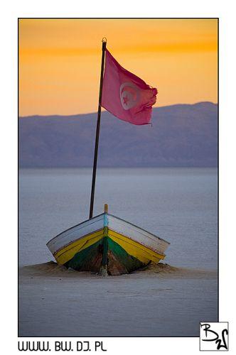 Zdjęcia: POŁUDNIE TUNEZJI, SŁONE JEZIORO, SŁONE JEZIORO, TUNEZJA