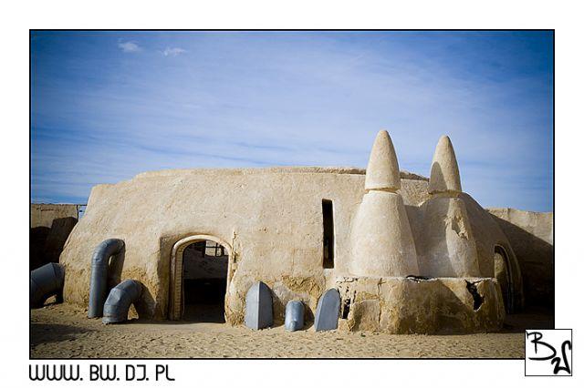 Zdj�cia: Sahara, Po�udniowa Tunezja, Gwiezdne wojny , TUNEZJA