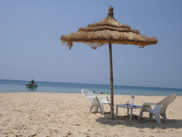 Zdjęcia: plaża, Plaża., TUNEZJA