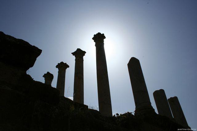 Zdjęcia: Starożytne ruiny, Dougga, Dougga, TUNEZJA