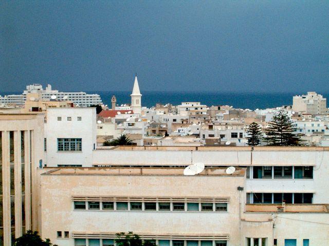 Zdjęcia: Widok na miasto, Sousse, Panorama, TUNEZJA