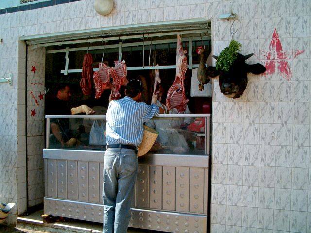 Zdjęcia: Medina, Sousse, Mięsny, TUNEZJA