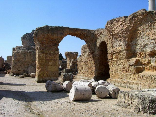 Zdjęcia: Tunis, Kartagina, TUNEZJA