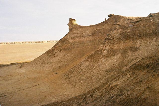 Zdj�cia: okolice Kebili, Sahara, Sahara, TUNEZJA