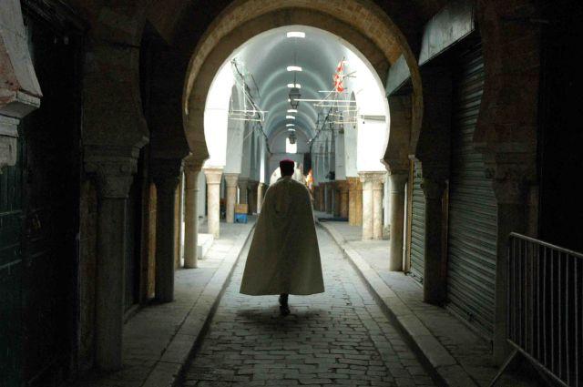 Zdjęcia: Tunis, medina w Tunisie, TUNEZJA