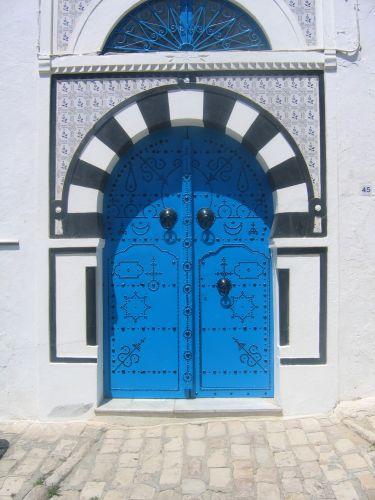 Zdjęcia: tunezja, drzwi, TUNEZJA