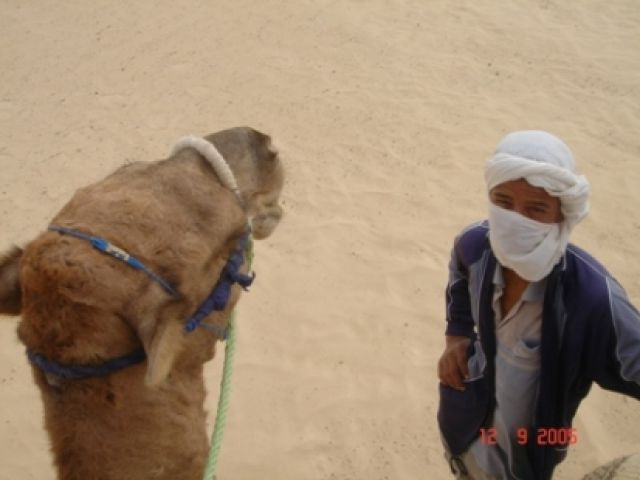 Zdjęcia: Djerba, oczy, TUNEZJA