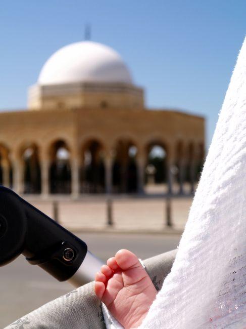 Zdjęcia: mauzoleum, Monastyr, W opozycji do arabskiej tradycji :))), TUNEZJA