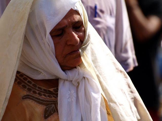 Zdjęcia: Tunezja, Sousse, Starsza Kobieta, TUNEZJA