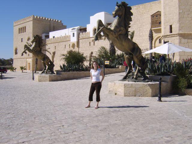 Zdjęcia: gdzies w mieście, Hamamed, przed Mediną, TUNEZJA
