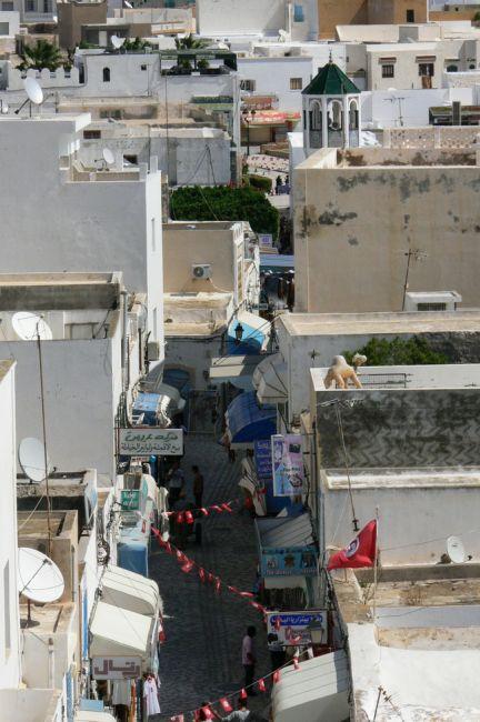 Zdjęcia: Mahdia, Medina, TUNEZJA