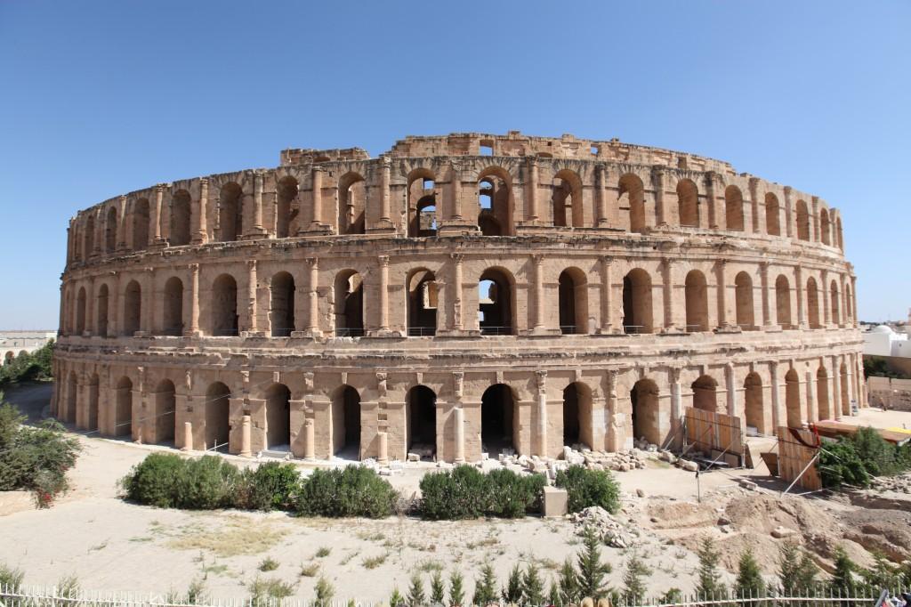 Zdjęcia: El-Jem , El-Jem Koloseum , TUNEZJA