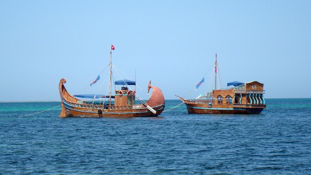 Zdjęcia: Kuriat, Sousse, Wielki Błękit, TUNEZJA