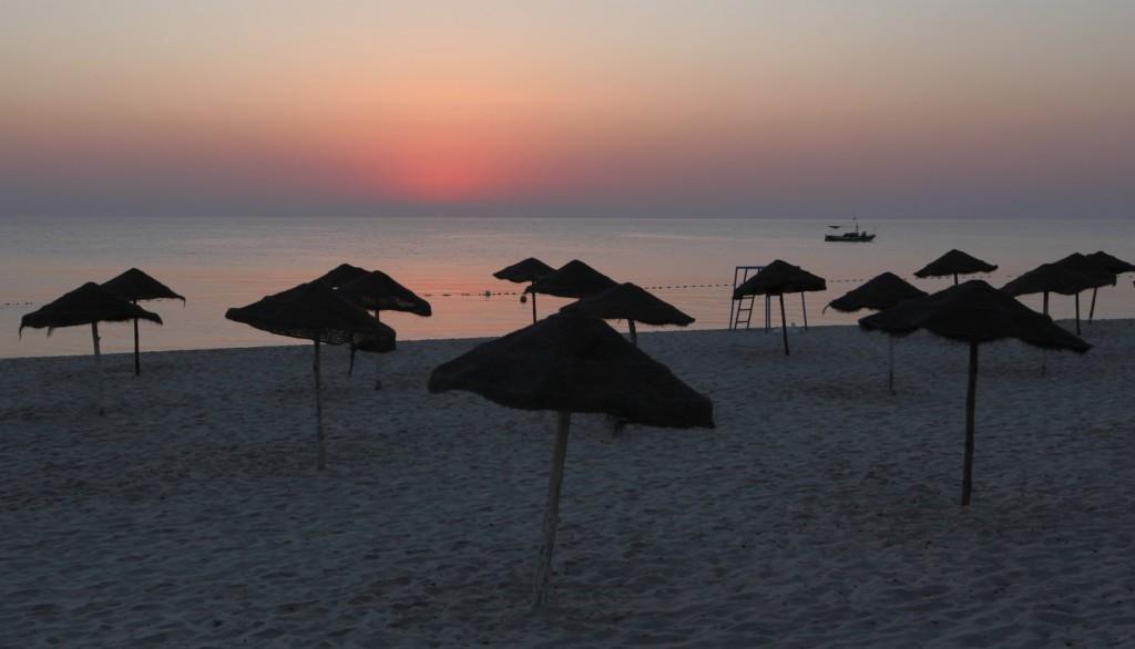 Zdjęcia: Port El Kantaoui , Sahel Tunezyjski, O poranku, TUNEZJA