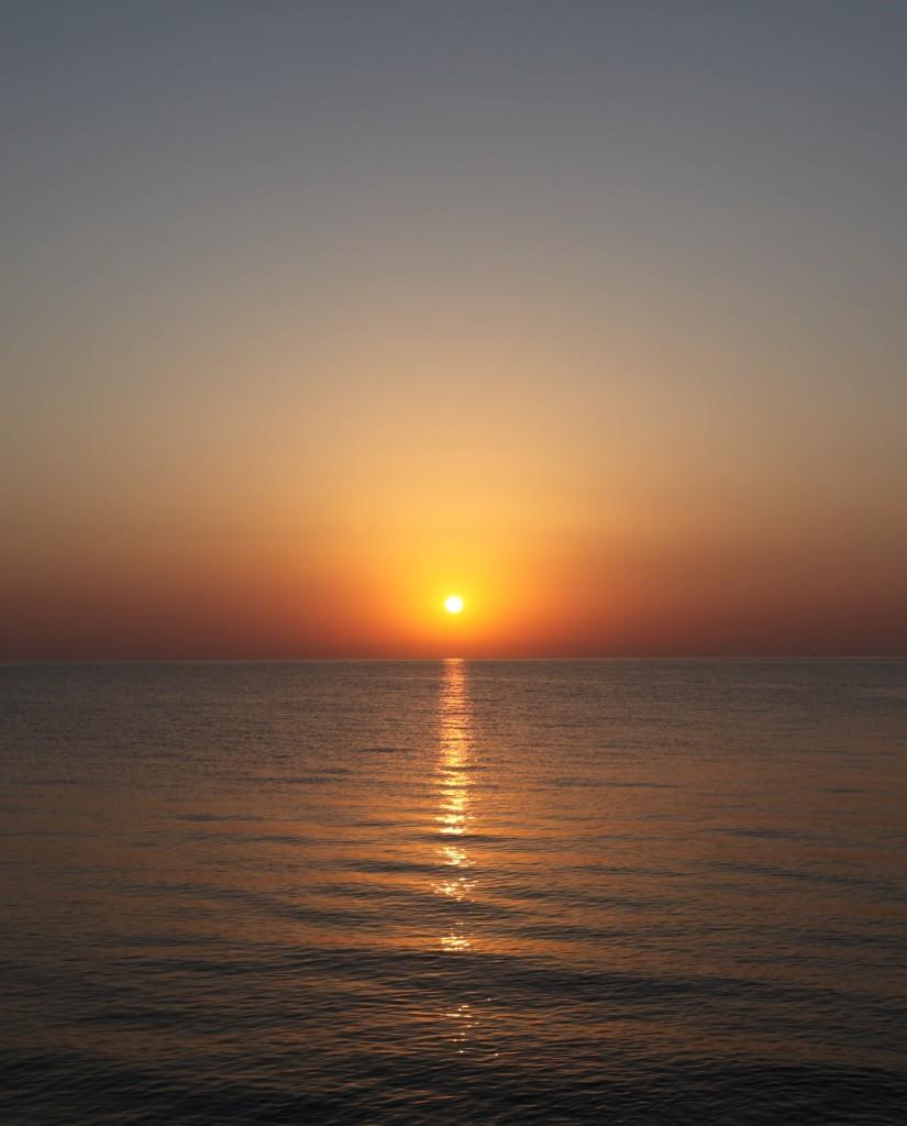 Zdjęcia: Port El Kantaoui , Sahel Tunezyjski, Słońce o poranku, TUNEZJA