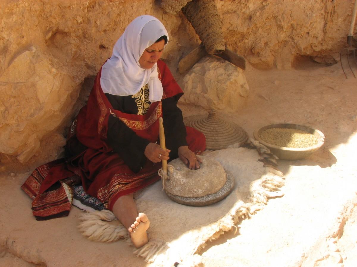 Zdjęcia: Tunezja, Wschodnia Tunezja, Wioska berberyjska, TUNEZJA