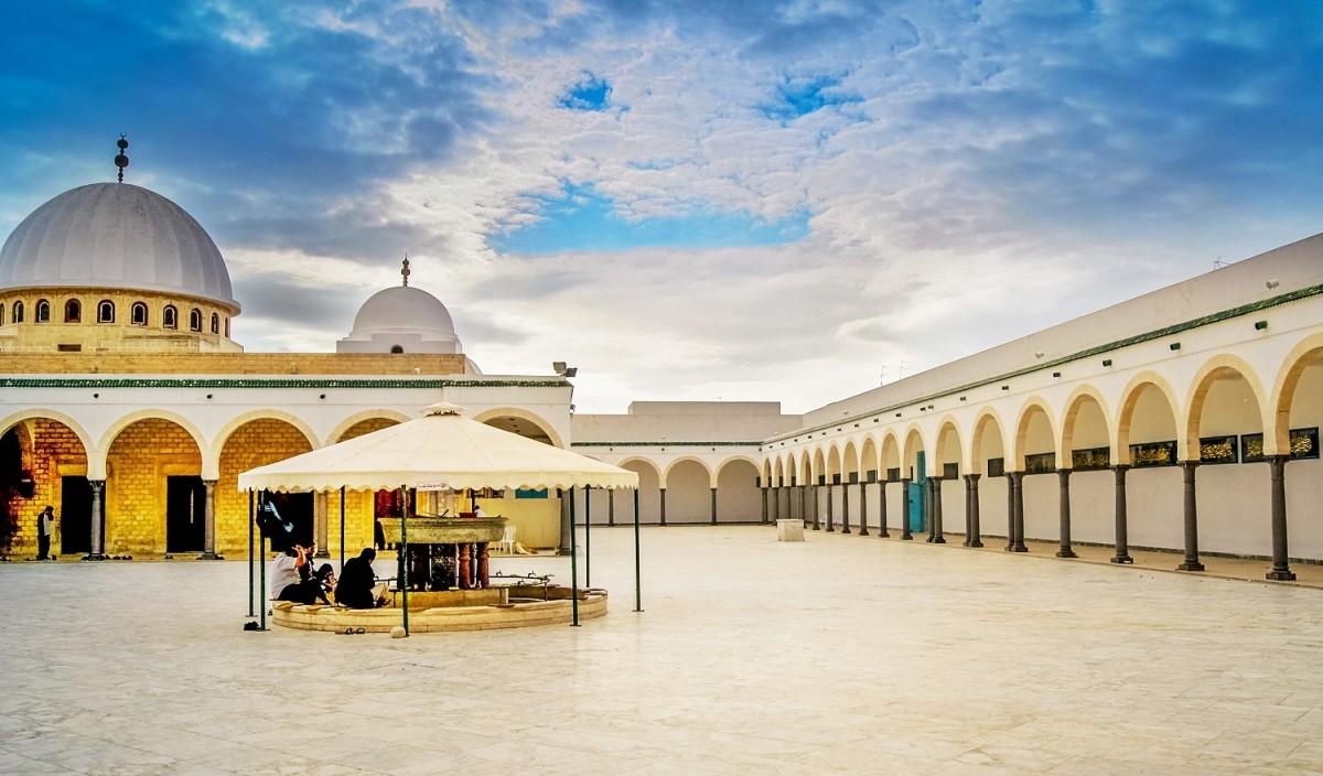 Zdjęcia: Monastyr, Monastyr, Meczet, TUNEZJA