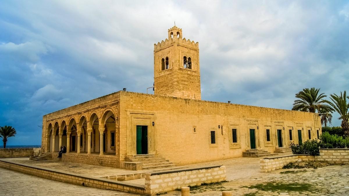 Zdjęcia: Monastyr, Monastyr, Wielki Meczet, TUNEZJA